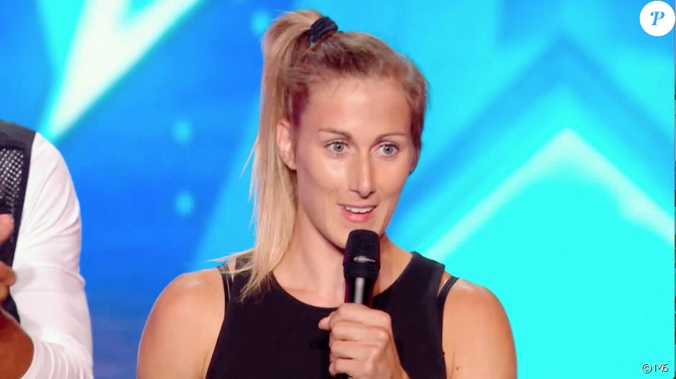 """Mélody - """"La France a un incroyable talent 2019"""" sur M6. Le 12 novembre 2019."""