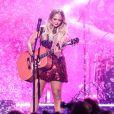 Miranda Lambert anime la 53ème édition des CMA Awards à Nashville dans le Tennessee, le 13 novembre 2019.