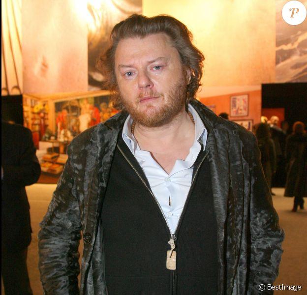 Josephus Thimister à Paris, le 20 février 2009.