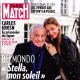 Couverture de Paris Match du 9 novembre 2019.