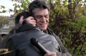 La Lettre - Marc Lavoine : Touchant, sa grosse émotion...