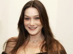Carla Bruni : une fortune personnelle bien supérieure à celle de son mari...
