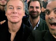 Tony Parker au casting d'une série à succès, avec Franck Dubosc