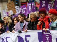 Alexandra Lamy, Laetitia Casta... Les femmes marchent contre les violences