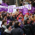 Marche contre les violences sexistes et sexuelles (marche organisée par le collectif NousToutes), partie de Place de l'Opéra jusqu'à la Place de la Nation. Paris, le 23 Novembre 2019 © Cyril Moreau / Bestimage