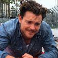 """Clayne Crawford, nouveau Martin Riggs dans la série """"L'Arme fatale"""". 2017."""