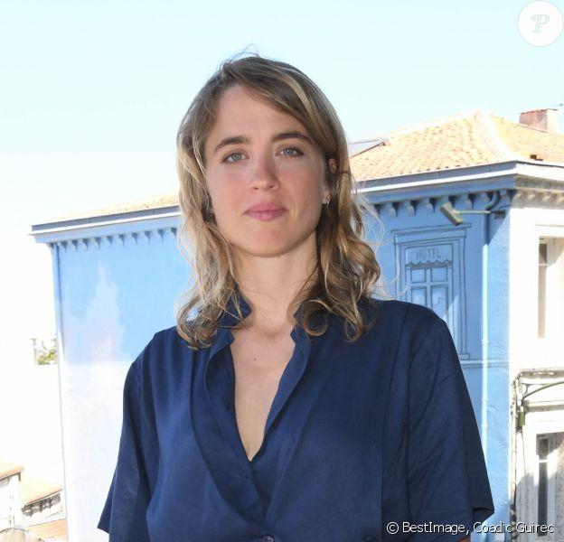 Adèle Haenel lors de la 12ème édition du festival du Film Francophone d'Angoulême, France, le 22 août 2019. © Coadic Guirec/Bestimage