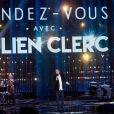 """Exclusif - Julien Clerc - Enregistrement de l'émission """"Rendez-vous avec Julien Clerc"""" au Théâtre du Châtelet à Paris, qui sera diffusée le 29 novembre sur France 3. Le 24 octobre 2019. © Cyril Moreau / Bestimage"""