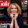 """Couverture du magazine """"Gala""""."""