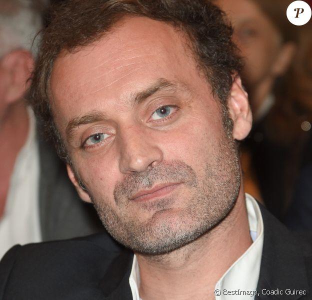 Augustin Trapenard - Soirée de remise du Prix Philippe Caloni 2018 à la Scam (Société civile des auteurs multimedia) à Paris le 19 février 2019. © Coadic Guirec/Bestimage