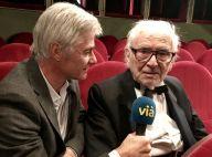 """Cyril Viguier rencontre Pierre Cardin pour son """"Grand JT des Territoires"""""""