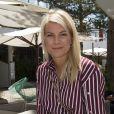 Ada Hegerberg - Célébrités dans le village des internationaux de France de tennis de Roland Garros à Paris, France, le 6 juin 2019. © JB Autissier / Panoramic / Bestimage