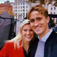 Ada Hegerberg en couple avec Thomas Rogne. Photo publiée sur Instagram le 14 novembre 2018.