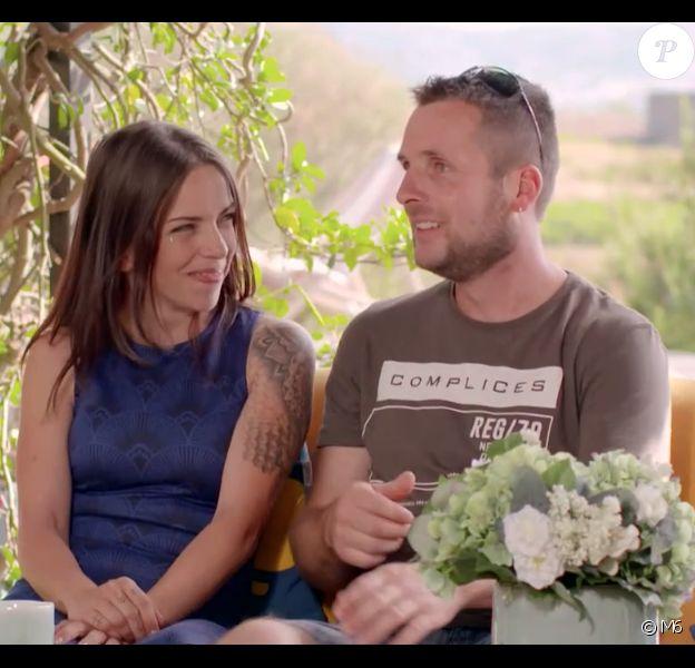 """Nicole et François dans le bilan de """"L'amour est dans le pré 2019"""", le 9 décembre 2019."""