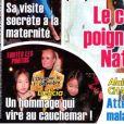 Retrouvez l'interview intégrale de Sonia Dubois dans le magazine Ici Paris, numéro 3883, du 4 décembre 2019.