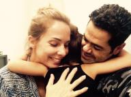 Jamel Debbouze en famille : dans l'ambiance de Noël avec sa fille Lila