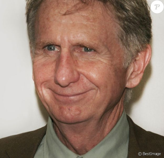 Archives - René Auberjonois. Los Angeles. Photo datant de 2006.