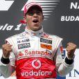 Le grand Prix de Hongrie remporté par Lewis Hamilton le 26 juillet