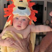Ricky Martin : Rare et craquante photo de sa fille Lucia