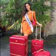 Morgane Fradon, Miss Picardie 2019, se présentera à l'élection de Miss France 2020, le 14 décembre 2019.