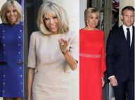 Brigitte Macron au comble de l'élégance : ses looks les plus chic de 2019