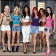 Les Pussycat Dolls. Verone. Le 12 sepptembre 2005.