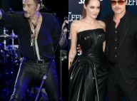 Johnny, Brad et Angelina, Schumacher... 10 temps forts people de la décennie