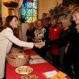 Exclusif - La princesse Marie de Danemark à l'Unesco pour la 4ème Conférence Générale à Paris 15 novembre 2019. ©Giancarlo Gorassini / BestImage