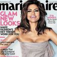Eva Mendes en couverture de Marie-Claire !