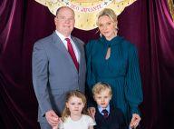 Albert et Charlene de Monaco : Leurs enfants stars de la carte de voeux 2019