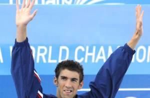 Michael Phelps : Après les vilaines histoires, nouveau sacre et nouveau record...