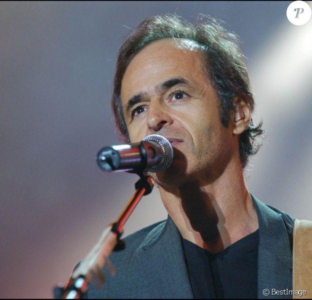 Jean-Jacques Goldman - Les Francofolies 2004 à La Rochelle. Le 19 août 2004.