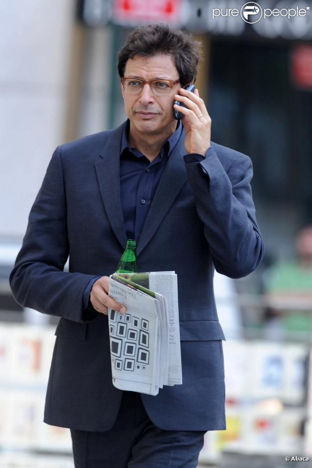Jeff Goldblum - Gallery Photo