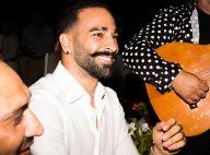 Adil Rami : Entouré de deux bombes de télé-réalité, il fait couler le champagne