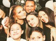 Jennifer Lopez : Entourée de ses amours, elle rayonne