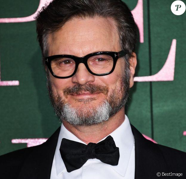 """Colin Firth - Cérémonie des """"Green Carpet Fashion Awards"""" au théâtre La Scala lors de la fashion week à Milan, le 22 septembre 2019."""