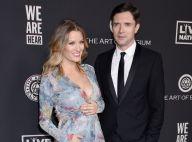 Topher Grace et sa femme Ashley Hinshaw : ils attendent leur deuxième enfant