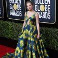 assiste aux 77e Golden Globes à l'hôtel Beverly Hilton. Beverly Hills, Los Angeles, le 5 janvier 2020.