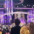 Photo prise lors de la soirée des Golden Globes et publiée sur le compte Instagram de Beyoncé.