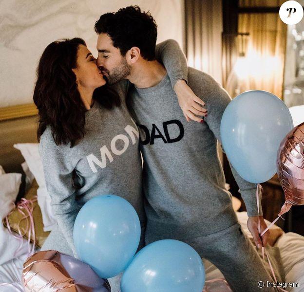 Inséparables depuis leur rencontre en 2019, Rachel Legrain-Trapani et Valentin Leonard seront bientôt parents d'un bébé qui viendra concrétiser leur amour.
