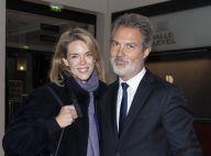 Julie Andrieu et son mari Stéphane Delajoux s'offrent une soirée dansante