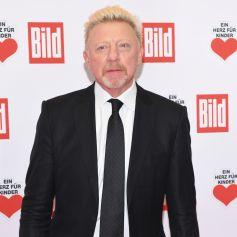 """Boris Becker participe à l'émission caritative """"Ein Herz Für Kinder"""" organisée par la chaîne de télévision allemande ZDF et le journal """"Bild"""" à Berlin le 7 décembre 2019."""