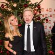"""Laura Karasek et Boris Becker participe à l'émission caritative """"Ein Herz Für Kinder"""" organisée par la chaîne de télévision allemande ZDF et le journal """"Bild"""" à Berlin le 7 décembre 2019."""