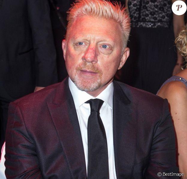 Boris Becker arrive au 25ème Leipzig Opera Ball à Leipzig, le 26 octobre 2019.