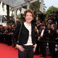 """Natacha Polony - Montée des marches du film """"Macbeth"""" lors du 68 ème Festival International du Film de Cannes, à Cannes le 23 mai 2015."""