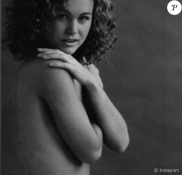 Laeticia Hallyday poste des photos nue sur Instagram le 18 janvier 2020.