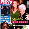 """Couverture du magazine """"Ici Paris"""" du 22 janvier 2020."""