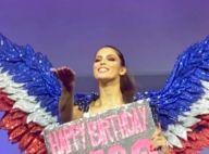 Iris Mittenaere défile en string pour l'anniversaire de Diego !