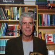 Archives - Anthony Bourdain, décédé le 8 juin 2018; Le chef Anthony Bourdain présente son livre Get Jiro à New York le 29 octobre 2015 © Bruce Cotler/Globe
