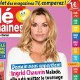 """Couverture du nouveau numéro du magazine """"Télé 2 semaines"""" en kiosques lundi 27 janvier 2020"""